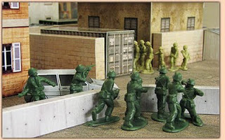 Plastic army men take streets.jpg